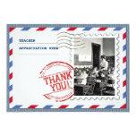 Teacher Appreciation Week. Customisable Cards 13 Cm X 18 Cm Invitation Card