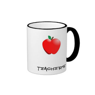 Teacher Appreciation Week Ringer Mug