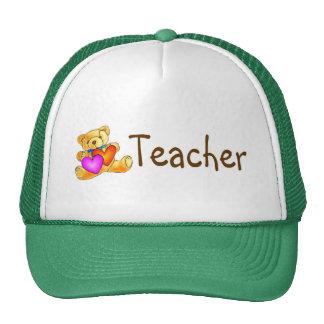 Teacher Bear Hat