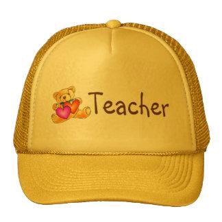 Teacher Bear Hats