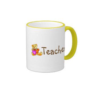 Teacher Bear Mugs