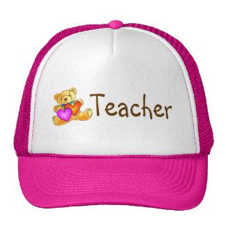 Teacher Bear Trucker Hat