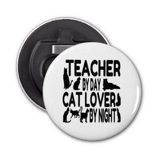 Teacher Cat Lover