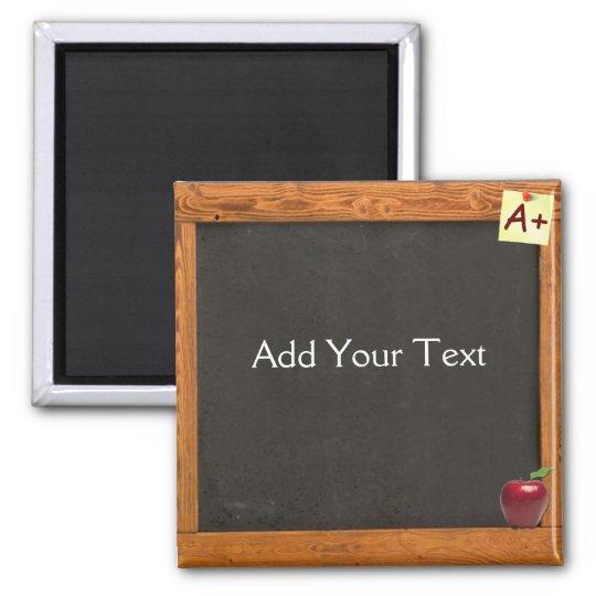 Teacher Chalkboard Magnet