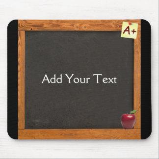 Teacher Chalkboard Mouse Mat