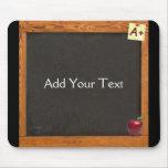 Teacher Chalkboard Mousepads