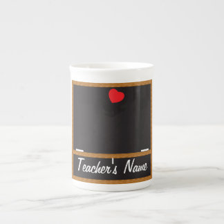 Teacher Chalkboard Mug - DIY Text