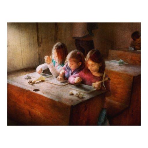 Teacher - Classroom - Education can be fun Flyer