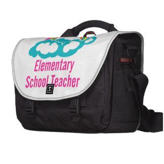 Teacher Elementary School Laptop Commuter Bag