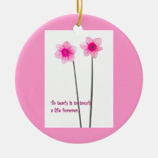 Teacher Gift Ornament