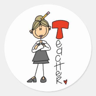 Teacher Gift Stickers