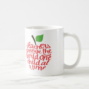 teacher gift, teach mug, personalised mug, teacher coffee mug