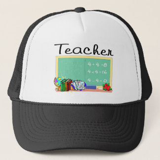 Teacher gifts trucker hat