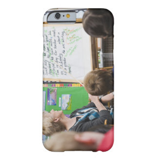 Teacher giving classroom presentation to barely there iPhone 6 case