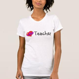 Teacher Heart T Shirts