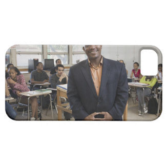 Teacher in classroom with students case for the iPhone 5