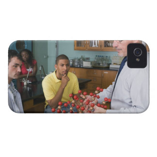 Teacher instructing students Case-Mate iPhone 4 case