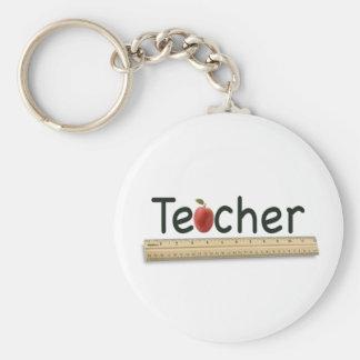 teacher key chain