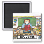 Teacher Magnet - Personalised