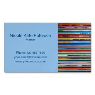 Esl teacher business cards mandegarfo esl teacher business cards reheart Gallery