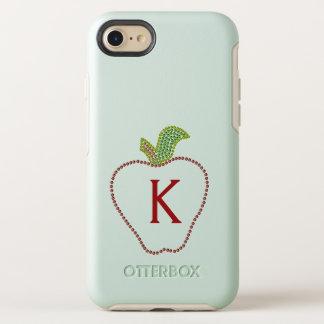 Teacher Monogrammed Apple iPhone 7/8 Otterbox Case