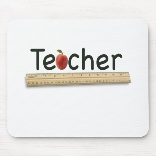 teacher mouse pad
