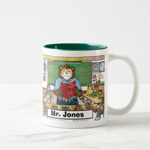 Teacher Mug - Personalised
