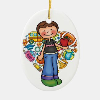 Teacher Ornament - SRF
