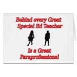 teacher para copy card