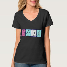 Periodic table Teacher shirt