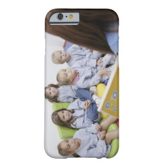 Teacher reading to students barely there iPhone 6 case