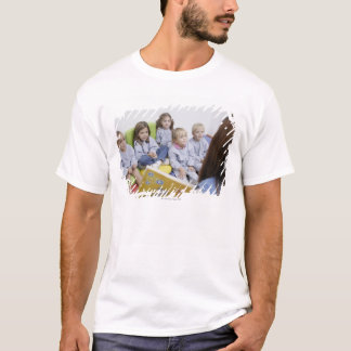 Teacher reading to students T-Shirt