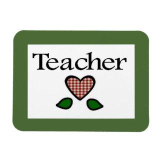 Teacher Red GH Magnets