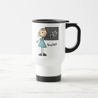Teacher Stick Figure Mug