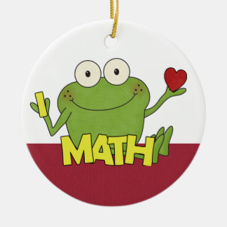 Teacher Treats Christmas Ornament