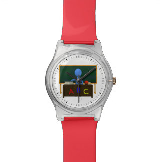 Teacher Wrist Watch