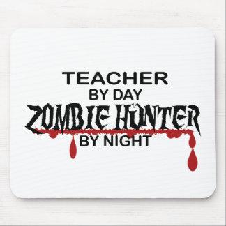 Teacher Zombie Hunter Mousepad