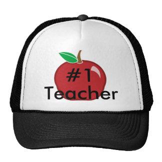 Teacher's #1-Cap Cap