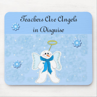 Teachers Are Angels... Mouse Mat