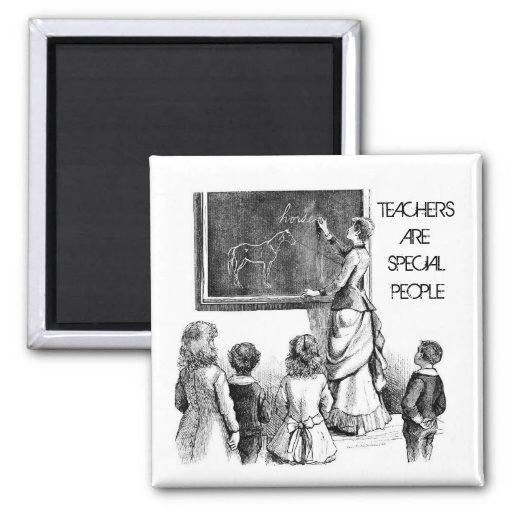 TEACHERS ARE SPECIAL REFRIGERATOR MAGNETS