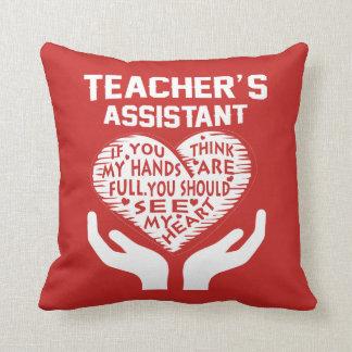 Teacher's Assistant Cushion