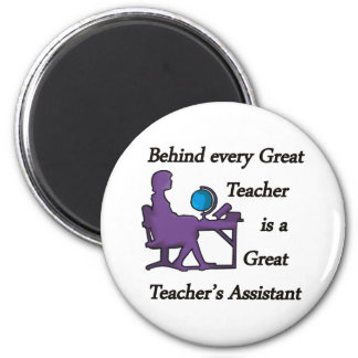 Teacher's Assistant Magnet
