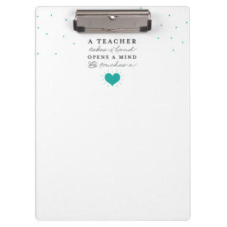 Teacher's Clipboard