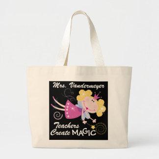 Teachers Create Magic - SRF Jumbo Tote Bag