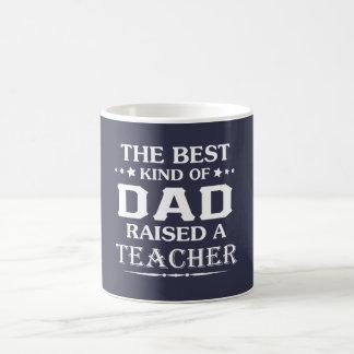 TEACHER'S DAD COFFEE MUG