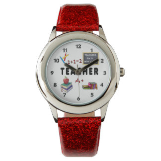 Teachers Do It With Class Wristwatch