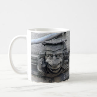 Teacher's gargoyle mug