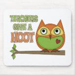 Teachers Give A Hoot
