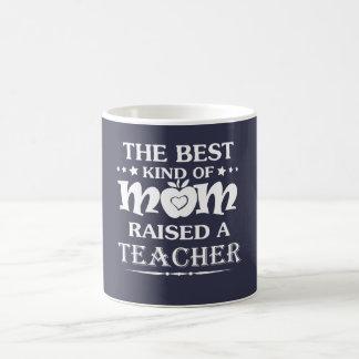 TEACHER'S MOM COFFEE MUG