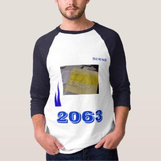 Teacher's Numbered Sports Jersey #2 T-Shirt